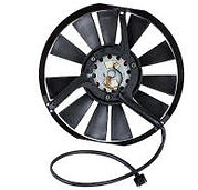 Mercedes W123 electric cooling fan