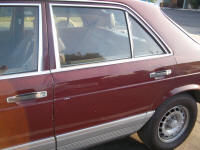 Mercedes W126 Door Rear Left