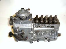Mercedes W123 diesel fuel injection pump