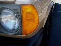 Mercedes W123 turn signal left