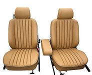W123 front seat set