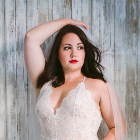 Client Spotlight: Alyssa's Bridal Boudoir Shoot