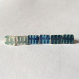 A trio of blue earrings #Jewellery #hand