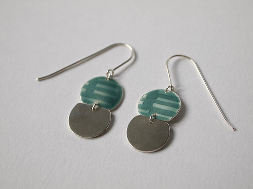 Dangly Form Earrings