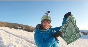Mt. Rainier Girl Boss A Positive Adventure