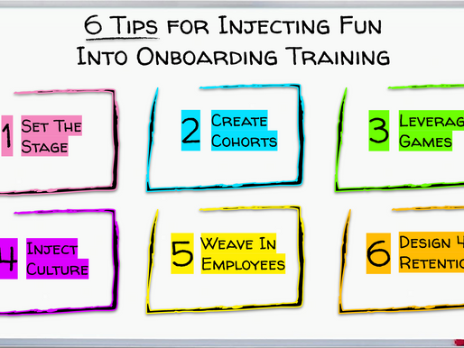 [Recording] Injecting Fun Into Onboarding Training