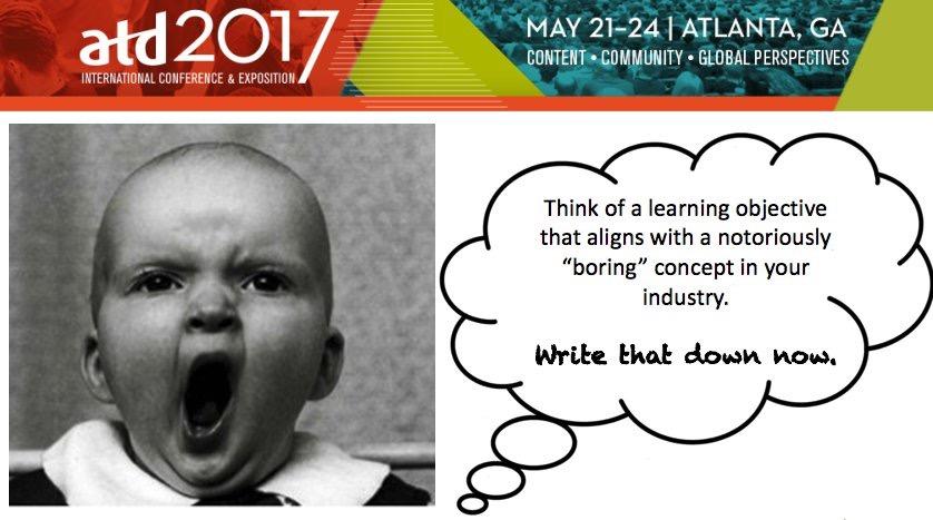 ATD 2017 Learning Fun, Kati Ryan