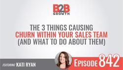Kati Ryan, B2BGrowth Podcast