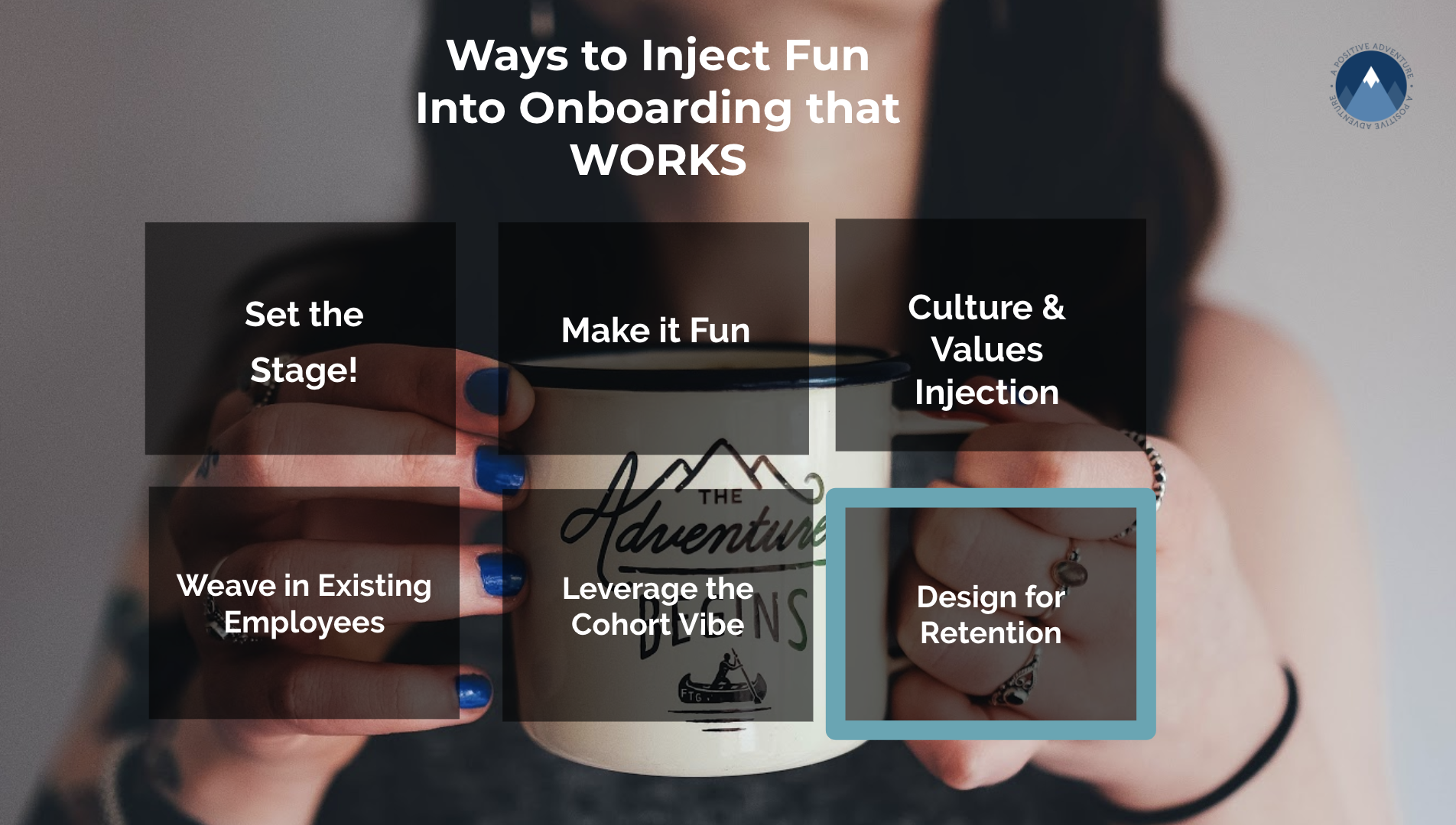 Ways to Inject Fun Into Onboarding