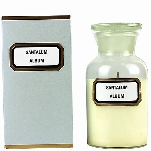 Plain & Simple | Apothecary Candle | Sandalwood | Large