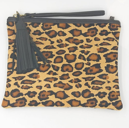 Mooi | Leopard Print Clutch
