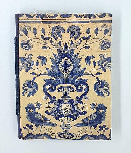 NERO - Portugese Antique Tile - Blue
