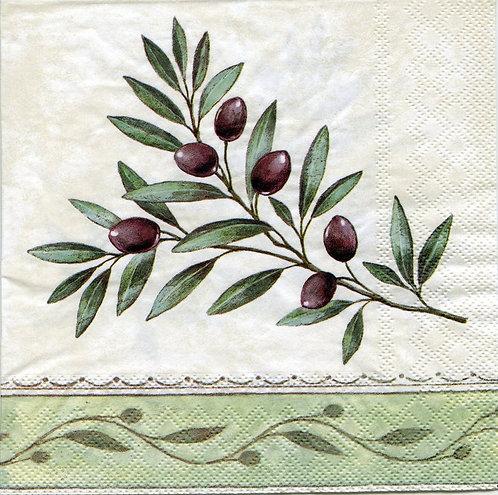 Ambiente Serviettes | Olive Branch