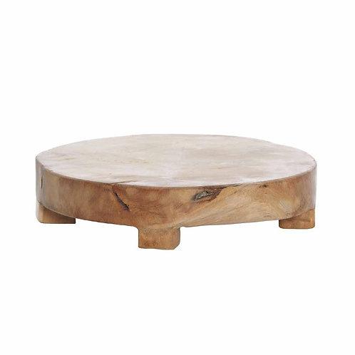 Teak Wood Round Board