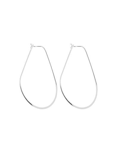 Dear Addison | Chance Earrings | Silver