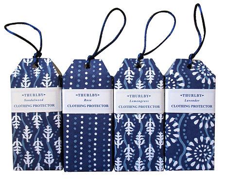 Thurlby | Clothing Protector Sandalwood Indigo