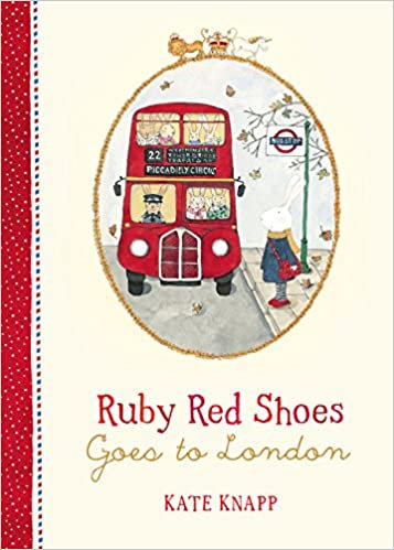 The World of Ruby Red Shoes | Ruby goes to London