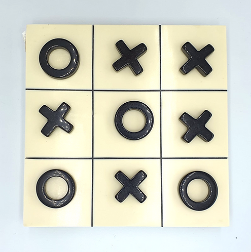 Resin Noughts & Crosses