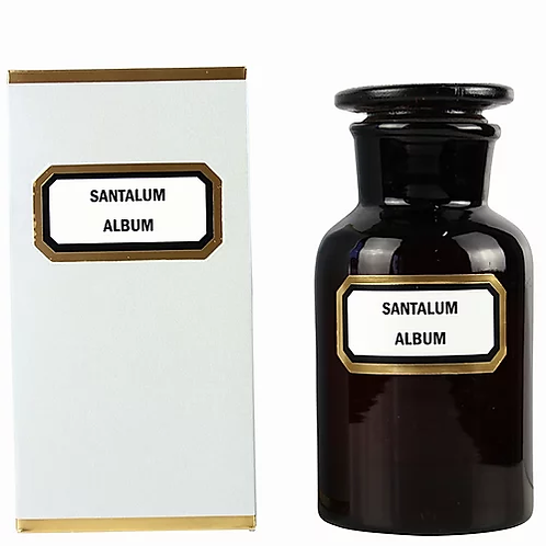 Plain & Simple   Apothecary Candle   Sandalwood   Small