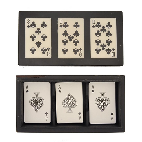 Card Box | 3 x Playing Cards included