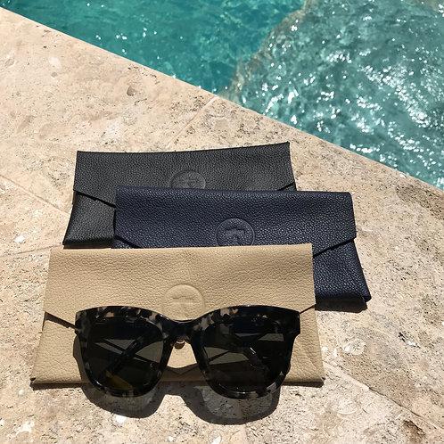 Millan & Co | Leather Sunglass Case