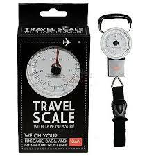 Legami | Travel Scale