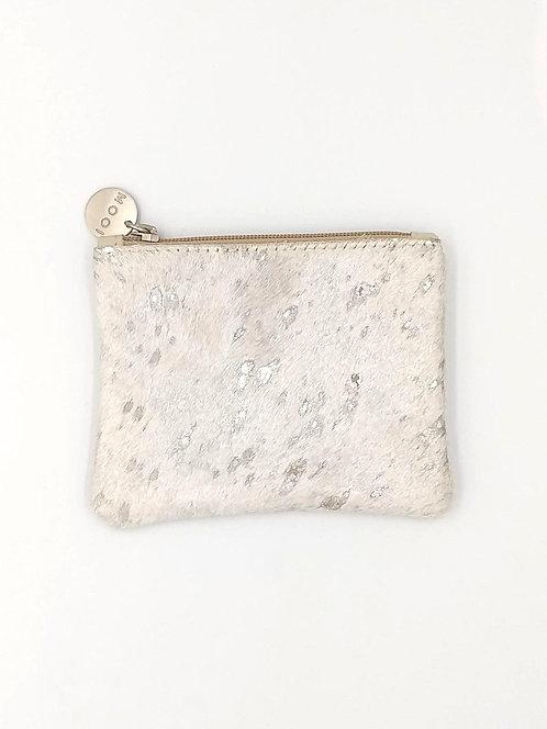 Vash | Kim Coin Purse | Silver