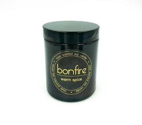 Bonfire Candle Co | Warm Spice