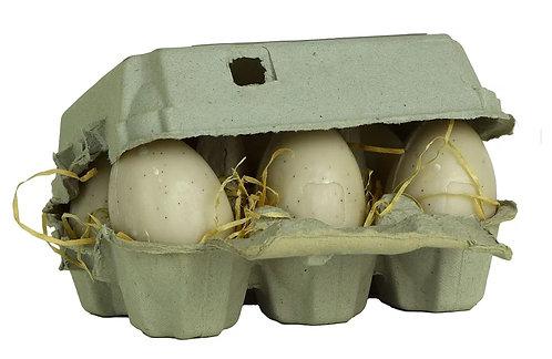 Duck Egg Soap - Half Dozen Box