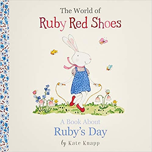 The World of Ruby Red Shoes | Ruby's Day