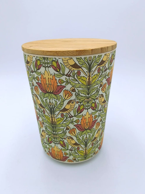 Eco Impact Bamboo | Canister | Printed