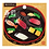 Thumbnail: Midori | Mini Magnets | 6 Piece Set