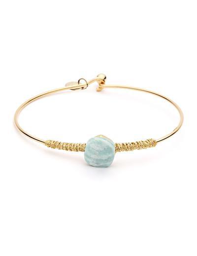 Dear Addison | Mojito Day Bracelet | Gold