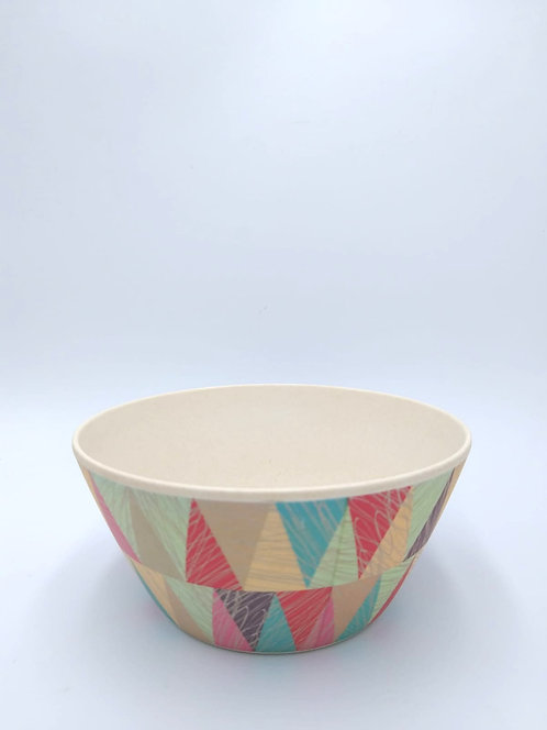 Eco Impact Bamboo | Bowl | Printed | 15cm