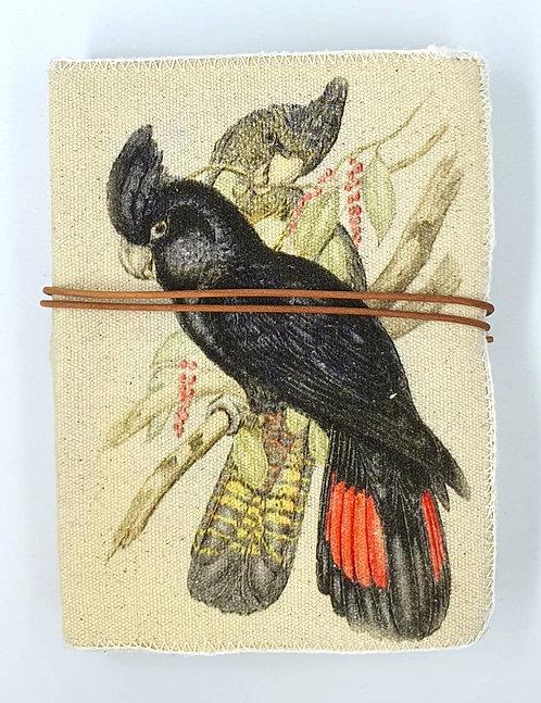 NERO - Australian Black Parrot Journal