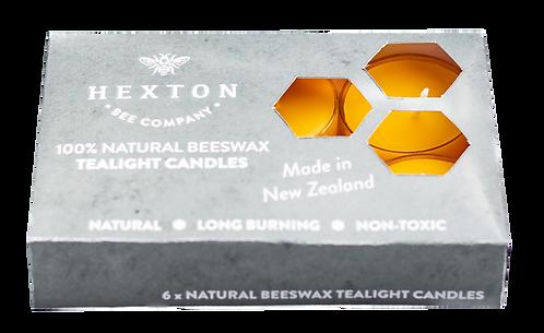 Hexton Bee Company | Beeswax Tea Light Candles
