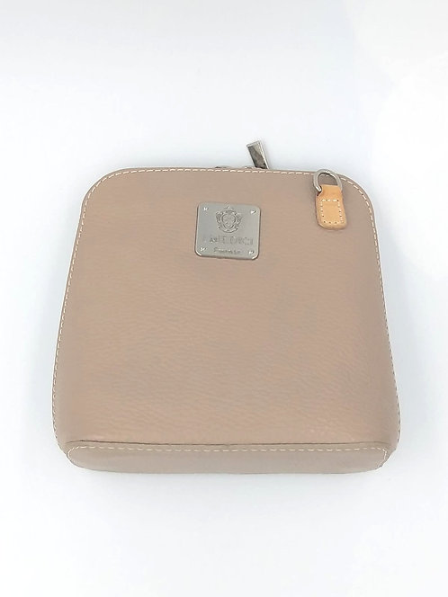 I Medici | Italian Leather Bag | Taupe