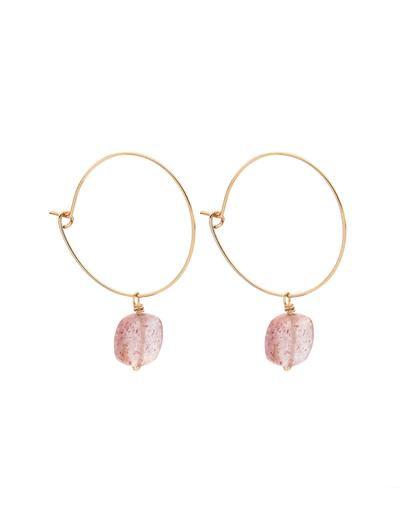 Dear Addison | Fairy Dust Earrings | Gold