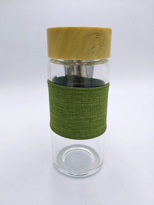 Ocha   Glass Infuser Flask