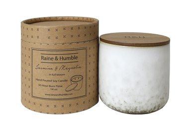 copy of Raine & Humble | Jasmine & Magnolia Scented Candle | Large