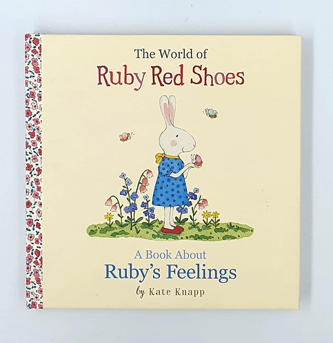 The World of Ruby Red Shoes | Ruby's Feelings