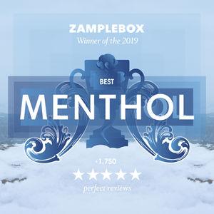 Sky   Best Menthol Ejuice Zamplebox Award 2019 +1750 reviews