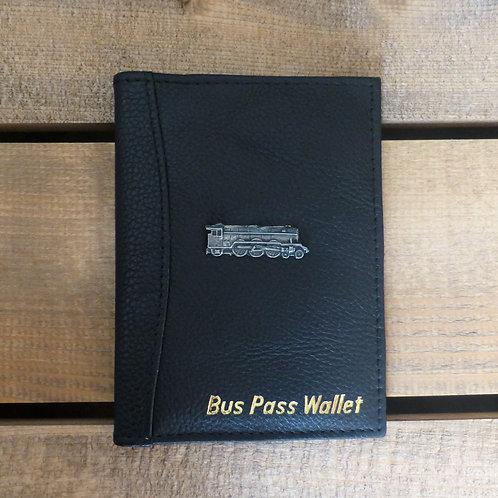 Steam Train - Bus Pass Wallet