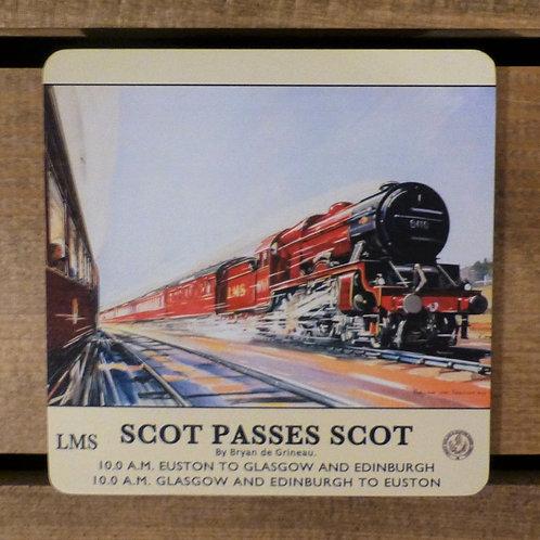 Scot Passes Scot - Coaster