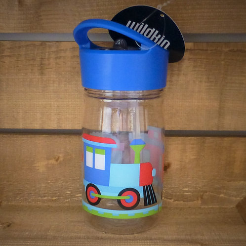 Trains, Planes & Trucks - Cup with Straw