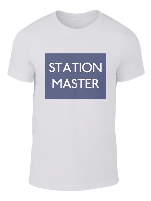 Station Master - T-Shirt