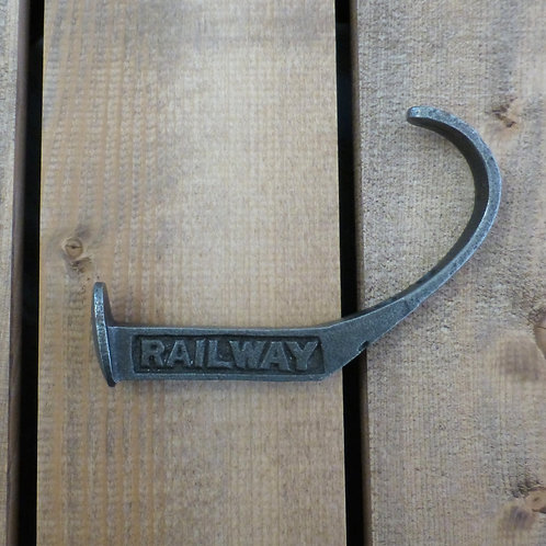 Railway - Double Coat Hook