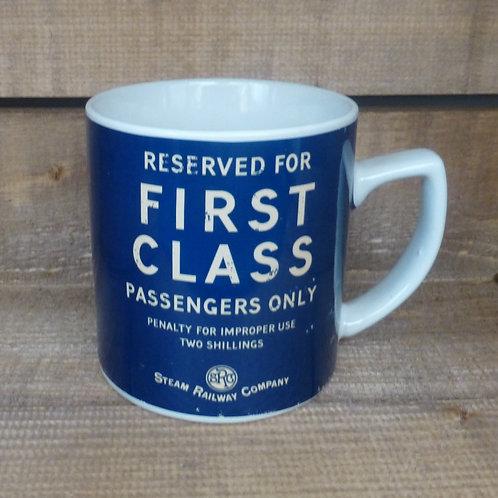 First Class Passengers Only - Mug