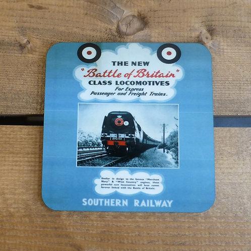 Battle of Britain Locomotives Southern Railway - Coaster