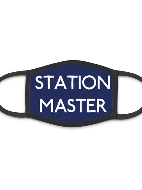 Station Master - Face Mask